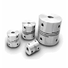JCFS / JCFSS 短開縫式止付螺絲型 撓性聯軸器